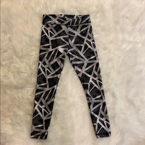 Girls abstract leggings